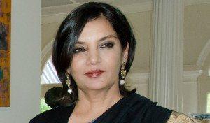 Shabana Azmi; photo by Bala Chandran