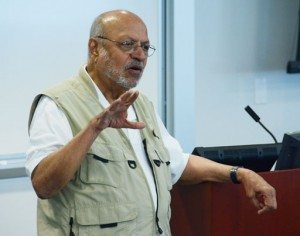 Shyam Benegal; photo by Bala Chandran