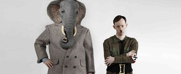 """Ganesh vs the Third Reich pix"""