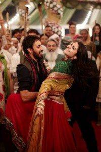 Actors Imran Khan and Anushka Sharma in the film Matru Ki Bijlee Ka Mandola.
