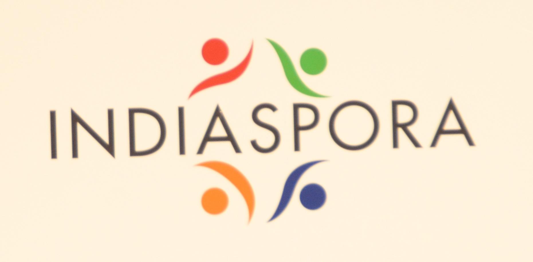 """""""Indiaspora logo"""""""