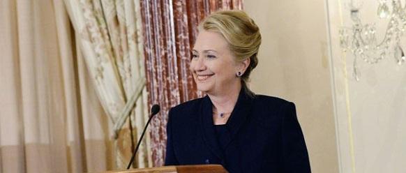 """Hillary Clinton"""