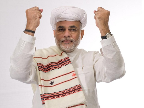 Narendra Modi; Photo credit: www.narendramodi.in