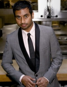 Aziz Ansari (courtesy of his website)
