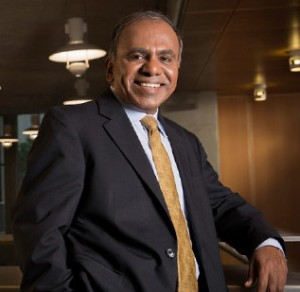 Dr. Subra Suresh (courtesy of Carnegie Mellon University).