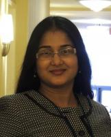 Dr. Susmita Roye (courtesy of DSU)