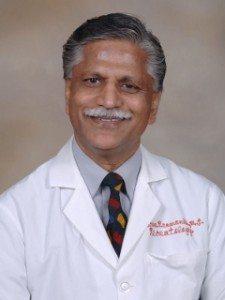 Dr. Arun Pramanik (courtesy of LSU)