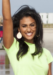 Nina Davuluri (courtesy of Wikipedia)