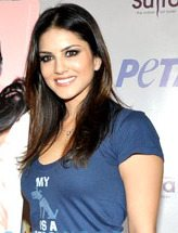 Sunny Leone (courtesy of Wikipedia)