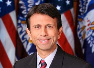 A new face on A&E's reality show Duck Dynasty: Louisiana Governor Bobby Jindal