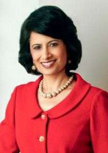 Renu Khator (courtesy of University of Houston)