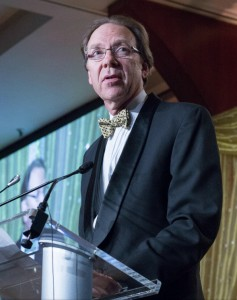 Sprint CEO Dan Hesse at the AIF Annual Spring Awards Gala (courtesy of AIF)