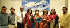 Dr. Radhika Chopra with fans