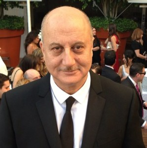 Anupam Kher (courtesy of his Twitter profile)