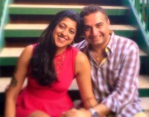 'Forever Rakhi' co-founders Meeta Manglani and Jitin Hingorani