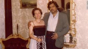 Marita and Krishna Maharaj