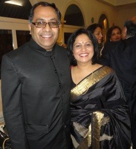 Manoj and Geeta Anand Singh