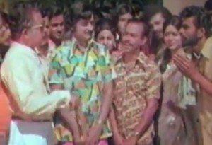 A scene from Sasikumar's 1975 film 'Picnic'