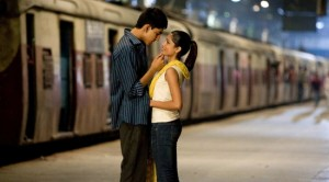Freida Pinto and Dev Patel in 'Slumdog Millionaire' (courtesy of Fox Searchlight Pictures)