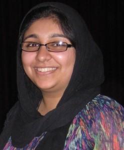 Raaheela Ahmed