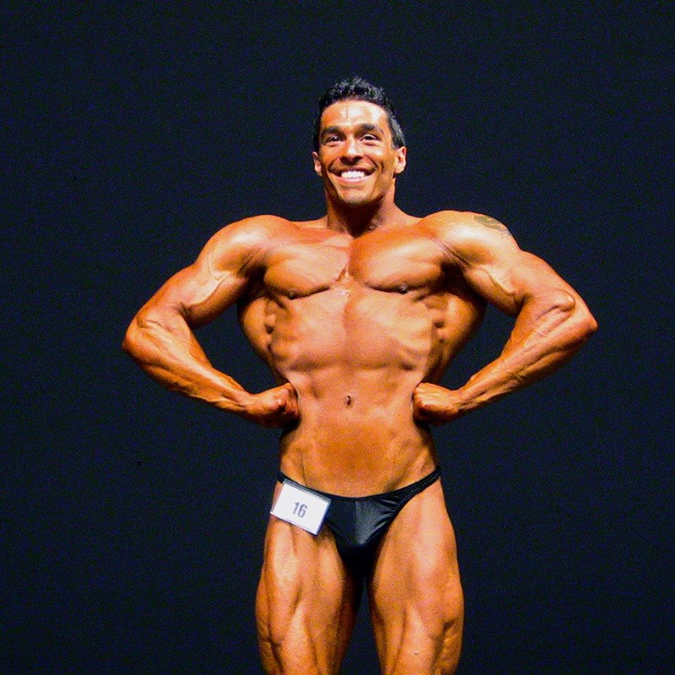 Mr. Indian American: Paul Satyanathan - the winner of the Nicole ...