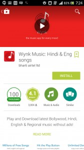 Airtel S Wynk Music App Set To Become A Raging Hit The American Bazaar