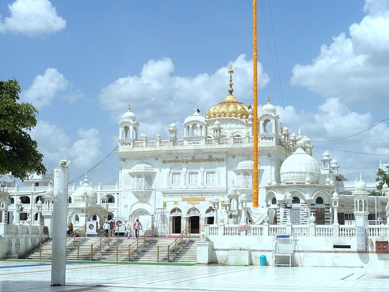 Gurdwara (Courtesy of Wikipedia)