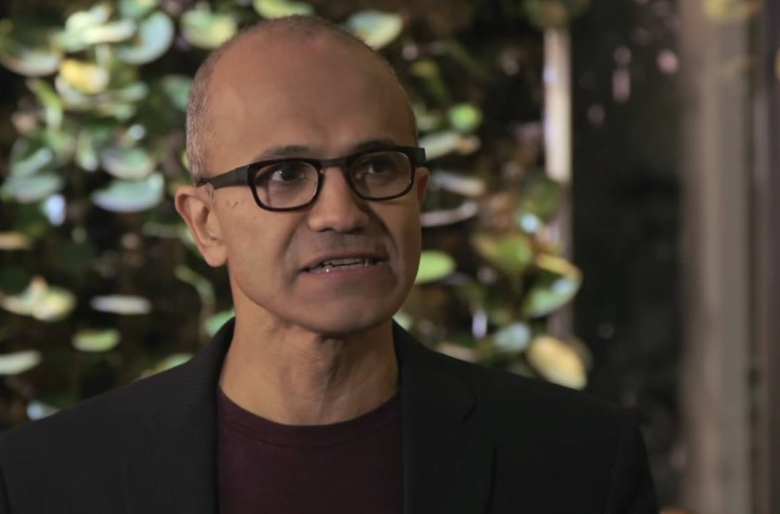 Microsoft's Satya Nadella apologizes for sexist comment on women's karma