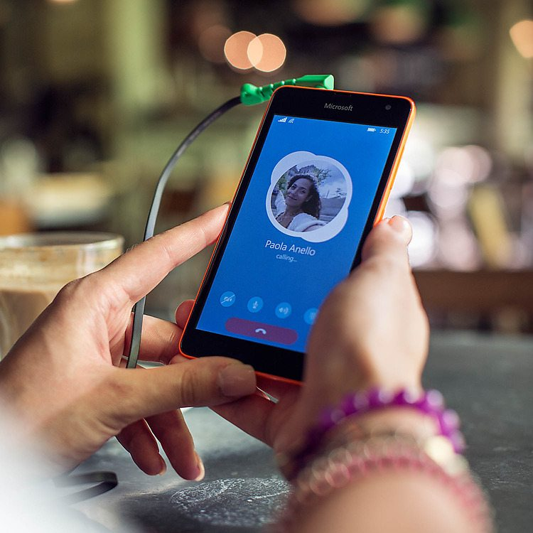 The buyers of Lumia 535 will get the full benefit of Skype, Cortana ...