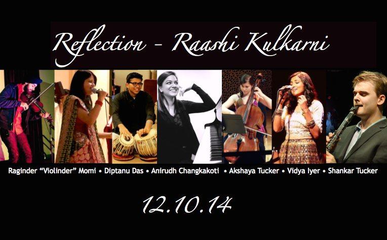 Raashi Kulkarni's Reflection