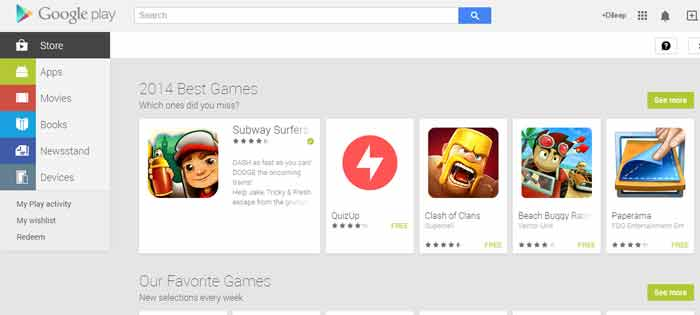 Google reveals 2014 Top Apps, Books, Movies, Music – The