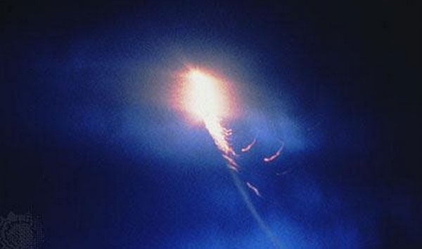 Fireball spotted in Kerala likely junk from Chinese rocket - The ...
