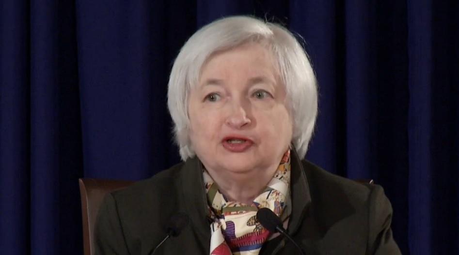Janet Yellen. Credit: www.federalreserve.gov