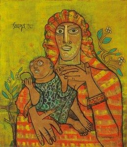 Mother and Child - 1961