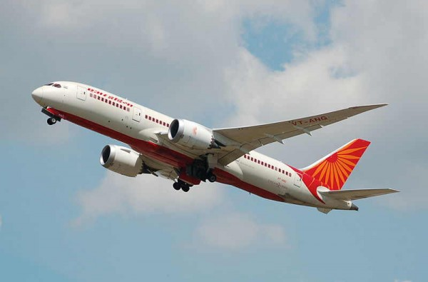 Air India pilots started to fight after one addressed the other as 'Uncle'