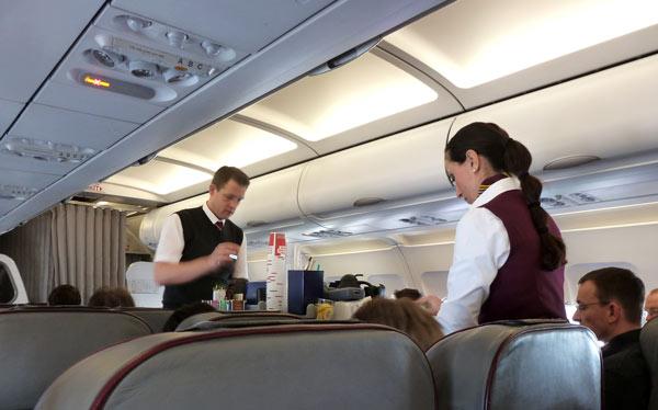 Flight-Attendednt