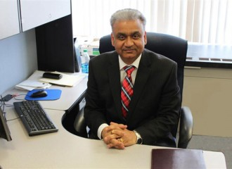 Indian American Inder V. Singh is the new CIO of Union County College in New Jersey