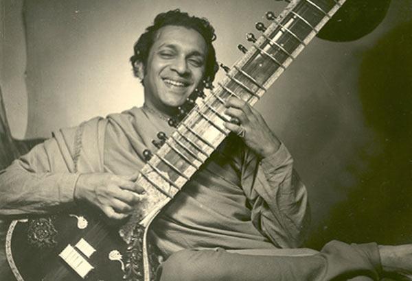 Ravi Shankar (Courtesy of  ravishankar.org)