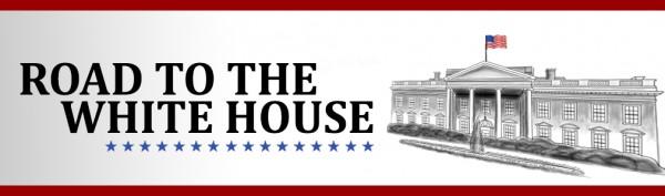 Road to the White House logo