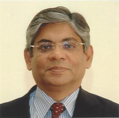 Arun Kumar Singh; photo via the Embassy of India
