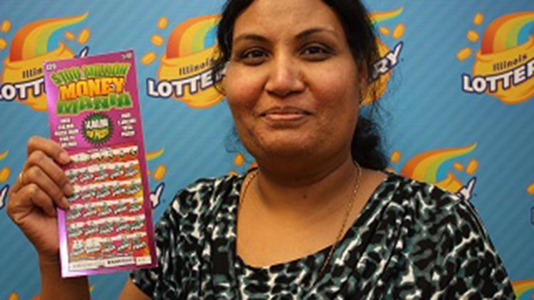 Indian American woman  Priti Shah