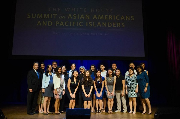 White House Initiative on Asian Americans and Pacific Islanders team.