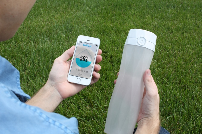 Smart Water Bottles Water Bottle Hidrateme