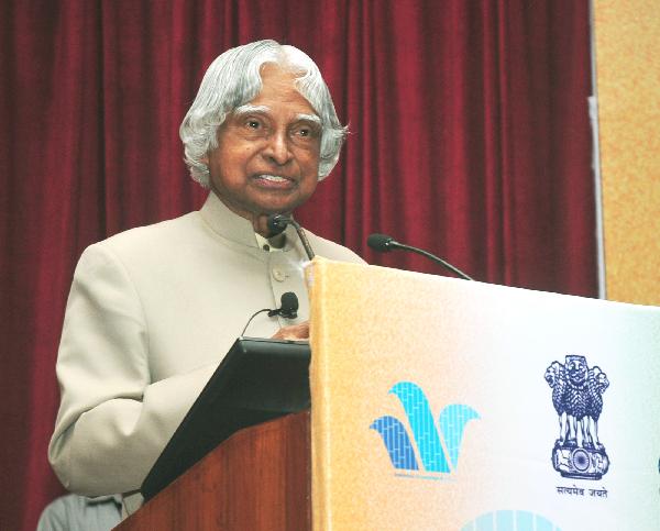 Short Biography of President A.P.J. Abdul Kalam in Hindi