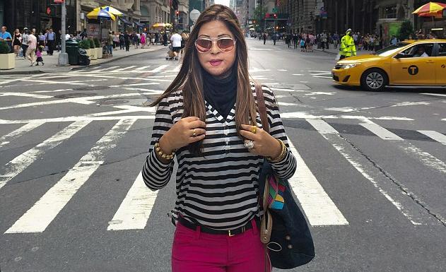 Monica Singh (Photos courtesy of Barcroft Media.)
