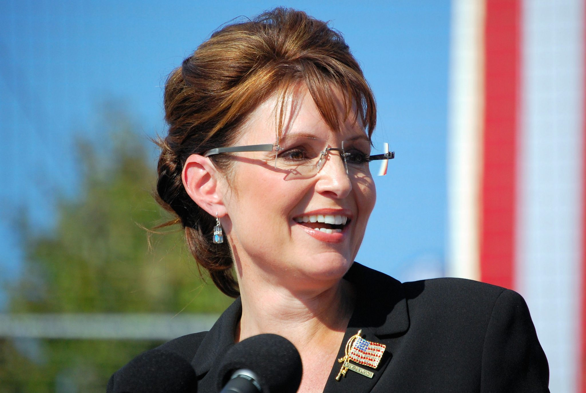 Donald Trump wants to hire Sarah Palin in the US administration - The American Bazaar