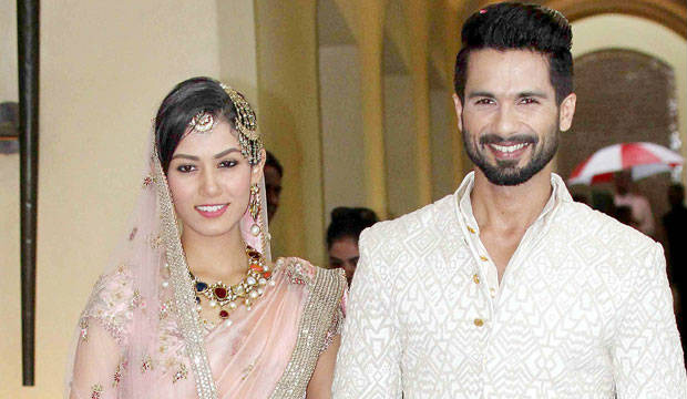 Shahid Kapoor Gets Married To Mira Rajput In Grand Punjabi Ceremony