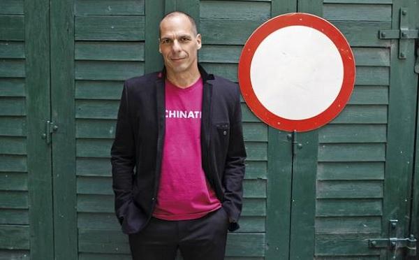 Yanis Varoufakis, photo via www.yanisvaroufakis.eu