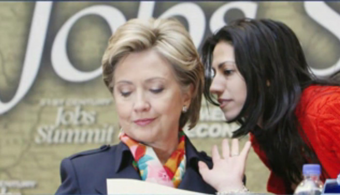 Hillary-and-Huma