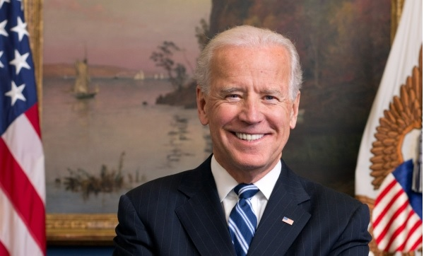 Joe Biden, via www.whitehouse.gov